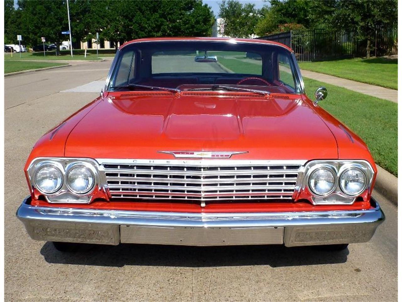 1962 Chevrolet Impala SS (CC-1365005) for sale in Arlington, Texas