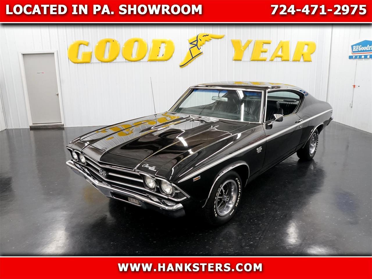 1969 Chevrolet Chevelle (CC-1365012) for sale in Homer City, Pennsylvania