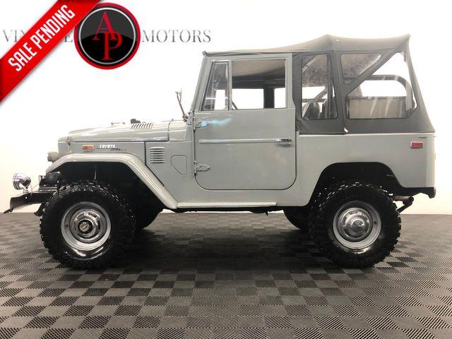 1973 Toyota Land Cruiser FJ40 (CC-1365013) for sale in Statesville, North Carolina