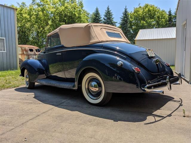 1940 Ford Deluxe (CC-1365016) for sale in Stanley, Wisconsin
