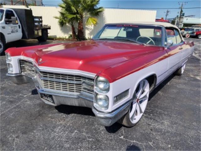 1966 Cadillac DeVille (CC-1365024) for sale in Miami, Florida
