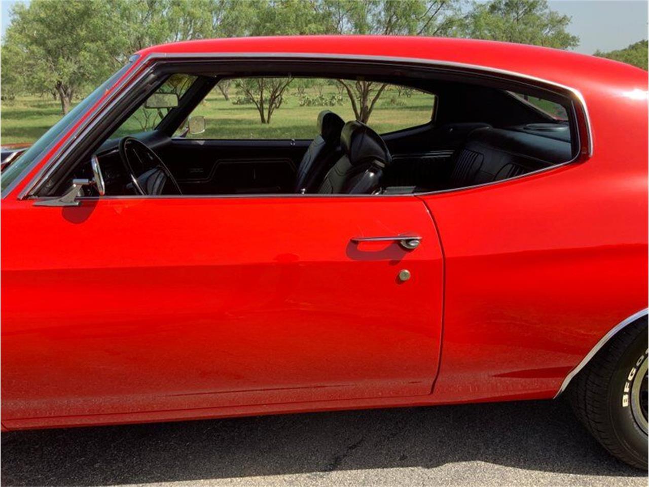 1971 Chevrolet Chevelle (CC-1365027) for sale in Fredericksburg, Texas