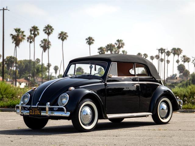 1960 Volkswagen Beetle (CC-1365047) for sale in Marina Del Rey, California