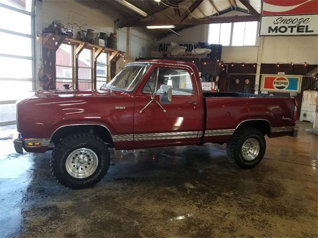 1976 Dodge W100 (CC-1365048) for sale in Redmond, Oregon