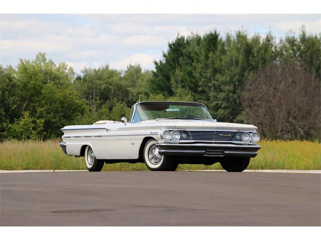 1960 Pontiac Bonneville (CC-1365049) for sale in Stratford, Wisconsin