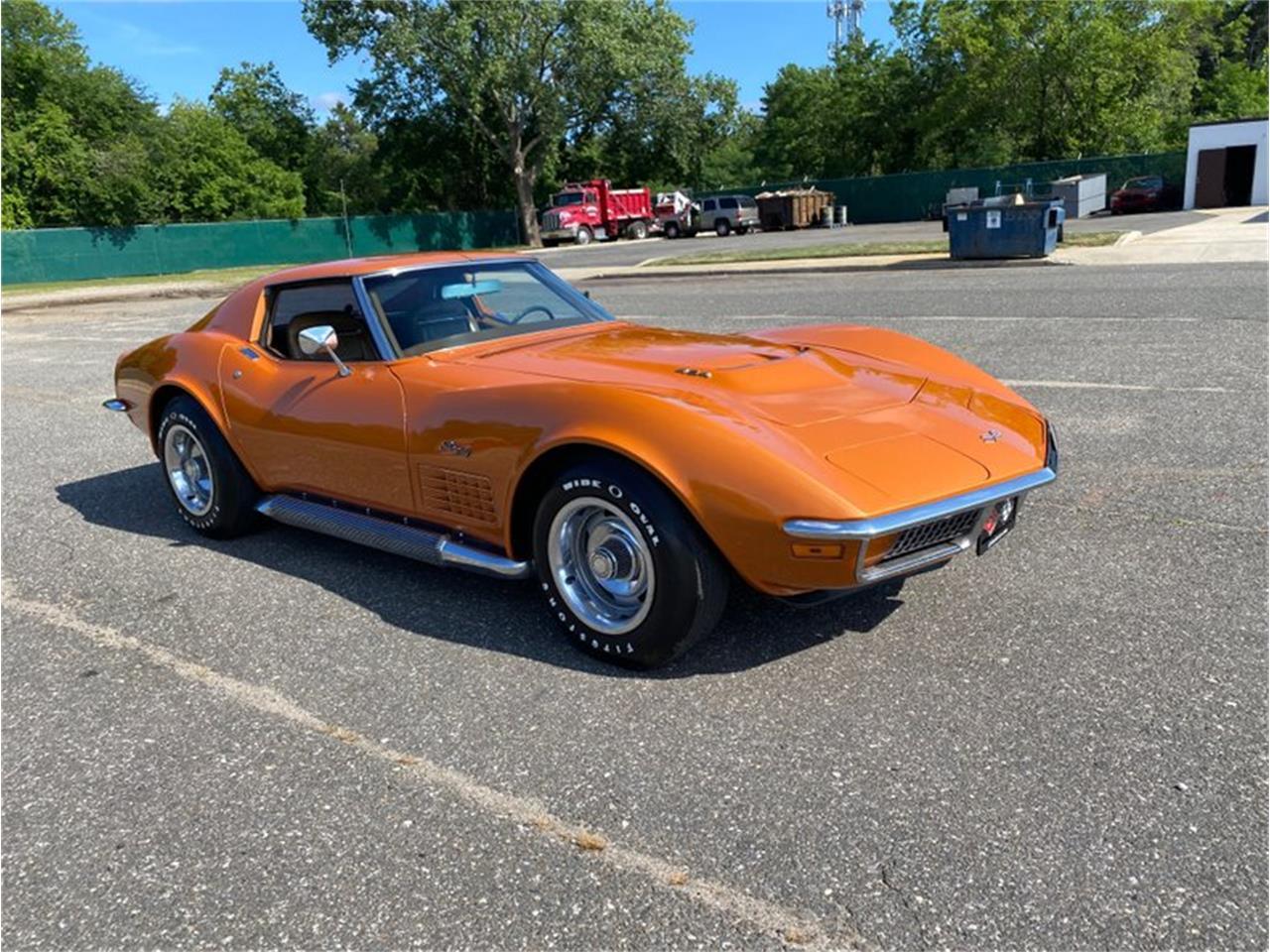 1972 Chevrolet Corvette (CC-1365058) for sale in West Babylon, New York