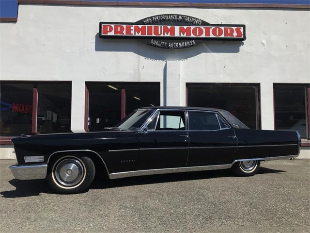 1967 Cadillac Fleetwood (CC-1360506) for sale in Tocoma, Washington