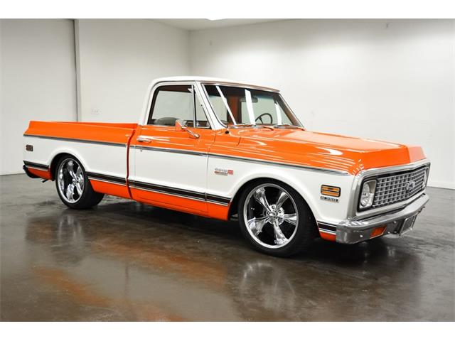 1971 Chevrolet C10 (CC-1365084) for sale in Sherman, Texas
