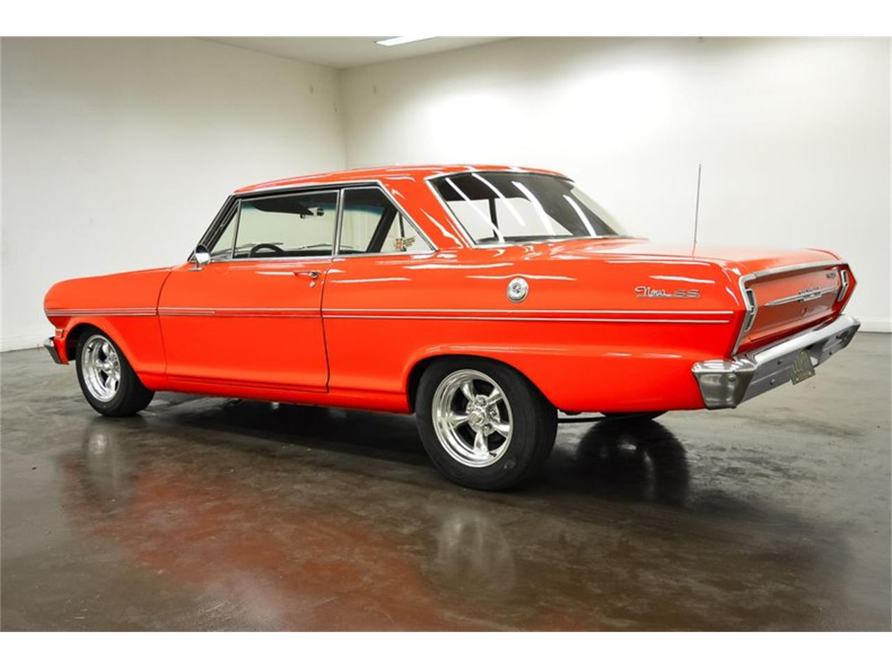 1963 Chevrolet Nova (CC-1365085) for sale in Sherman, Texas