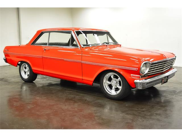 1963 Chevrolet Nova (CC-1365085) for sale in Sherman, Texas