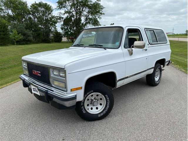 1991 GMC Jimmy (CC-1365090) for sale in Lincoln, Nebraska