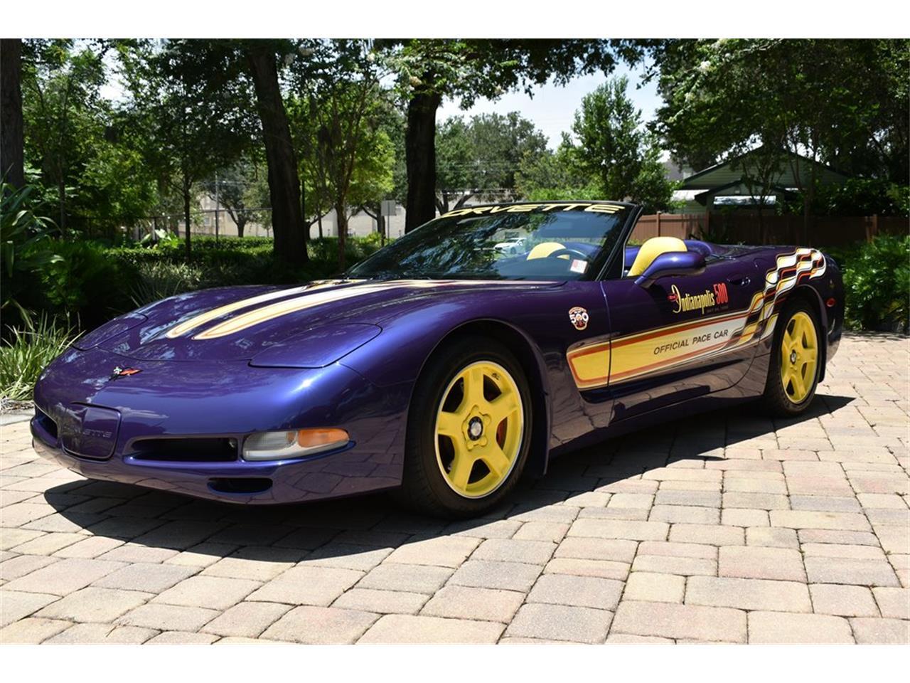 1998 Chevrolet Corvette (CC-1365098) for sale in Lakeland, Florida