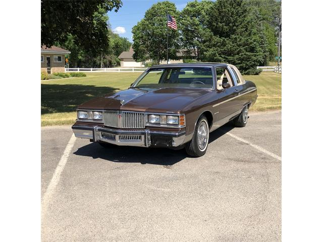 1981 Pontiac Bonneville (CC-1360510) for sale in Maple Lake, Minnesota