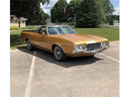 1972 Ford Ranchero (CC-1360511) for sale in Maple Lake, Minnesota