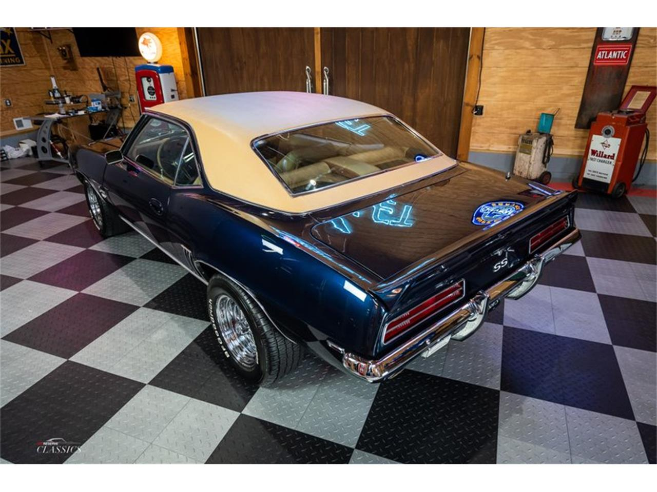 1969 Chevrolet Camaro (CC-1365117) for sale in Marlboro, New Jersey