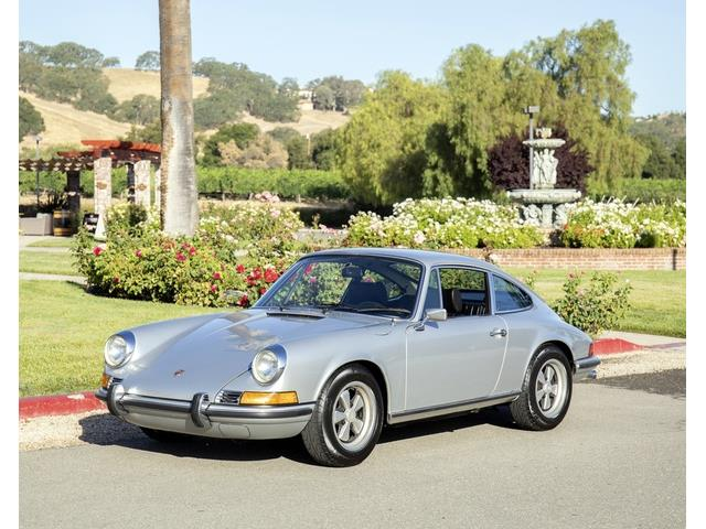1972 Porsche 911 (CC-1365137) for sale in Pleasanton, California