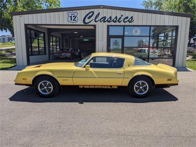 1978 Pontiac Firebird (CC-1360515) for sale in Webster, South Dakota