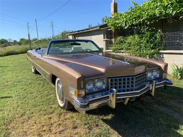 1973 Cadillac Eldorado (CC-1365152) for sale in Varna, Varna