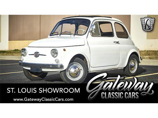 1969 Fiat 500 (CC-1365153) for sale in O'Fallon, Illinois