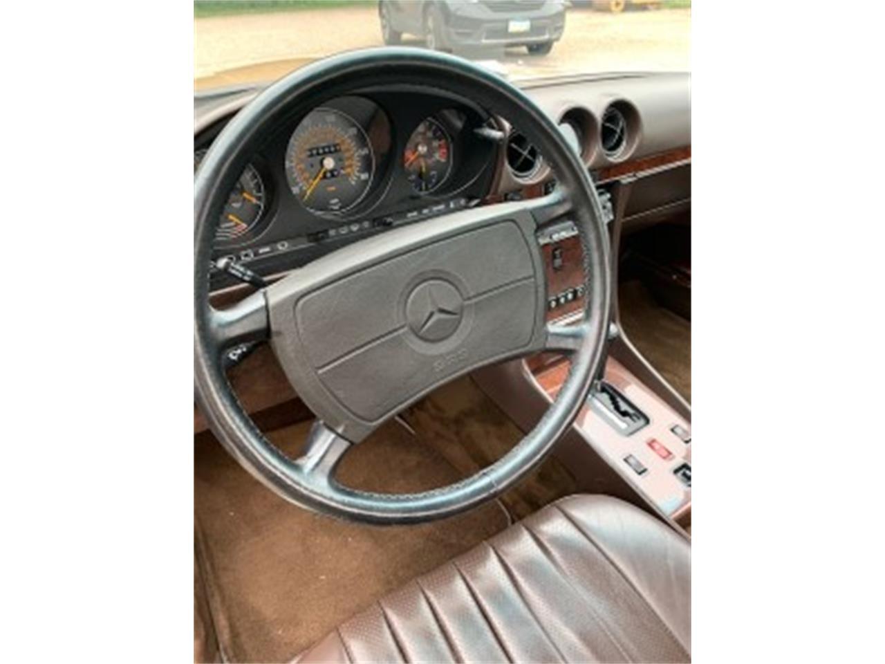 1986 Mercedes-Benz 560SL (CC-1365160) for sale in Burnsville , Minnesota