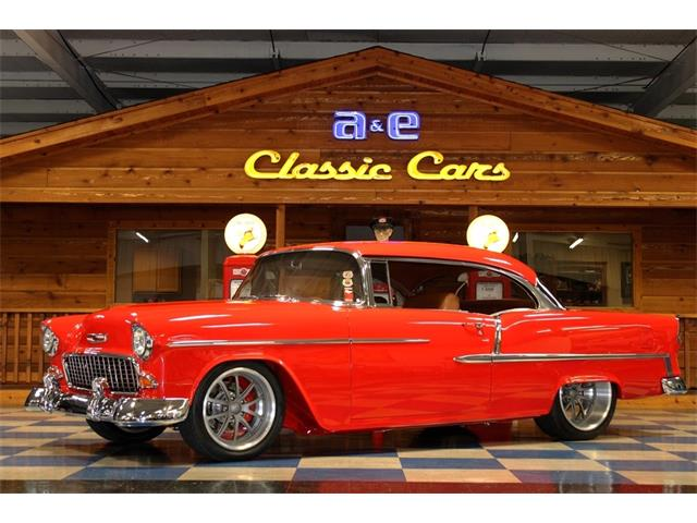 1955 Chevrolet Bel Air (CC-1365164) for sale in New Braunfels , Texas