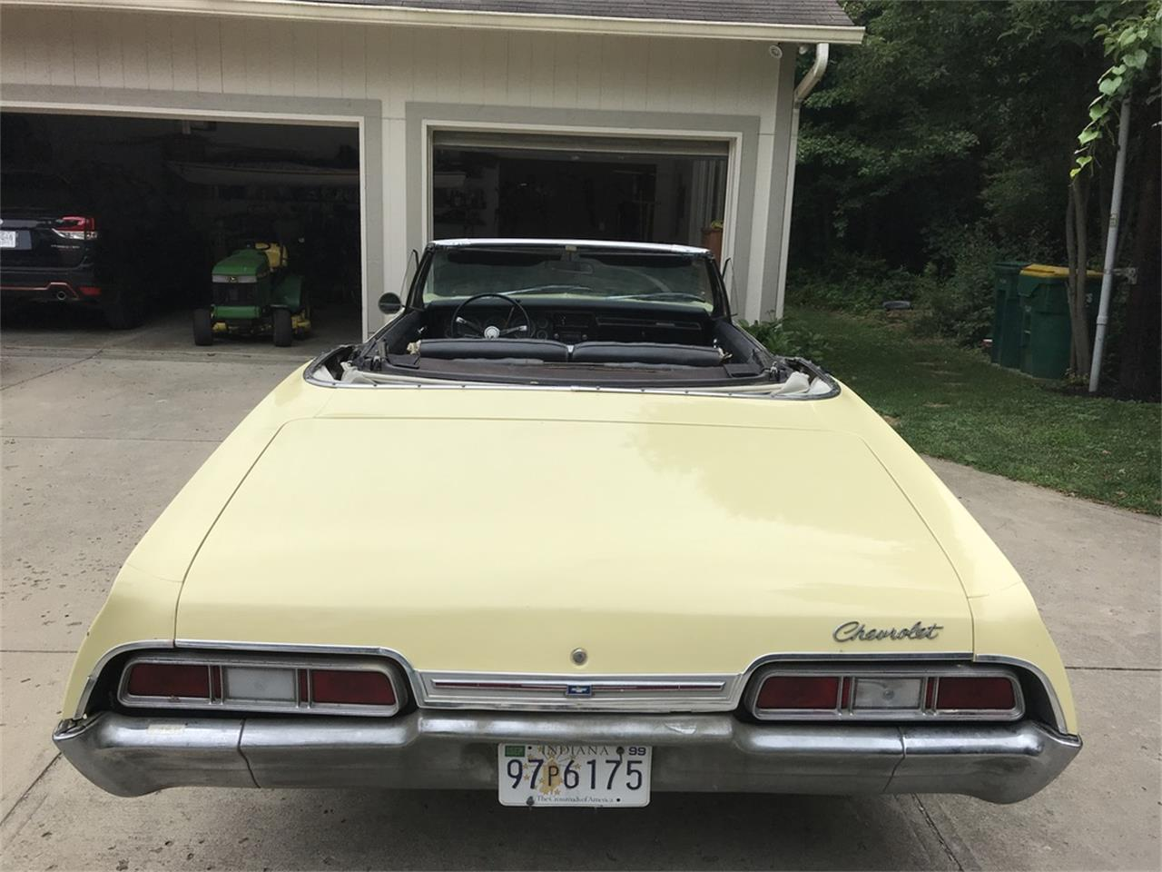 1967 Chevrolet Impala (CC-1365166) for sale in Indianapolis, Indiana