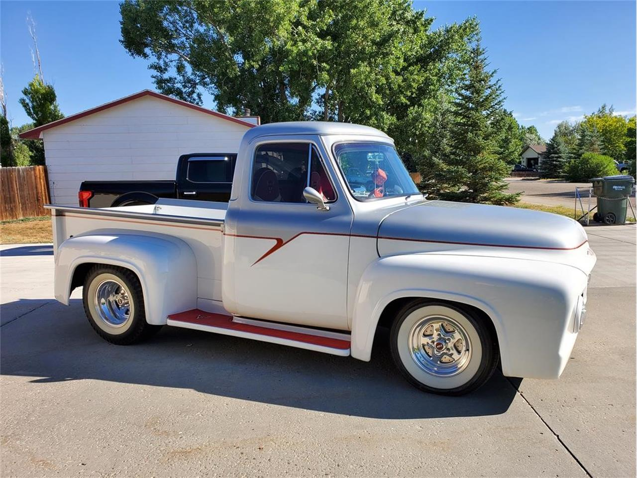 1955 Ford Pickup (CC-1365168) for sale in Bar Nunn, Wyoming