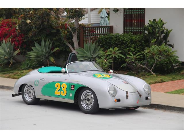 1957 Porsche 356 (CC-1365182) for sale in La Jolla, California