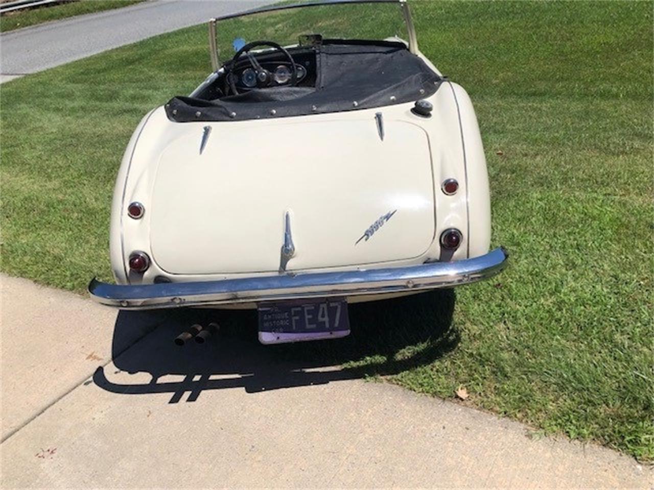 1962 Austin-Healey 3000 Mark III (CC-1365193) for sale in York , Pennsylvania