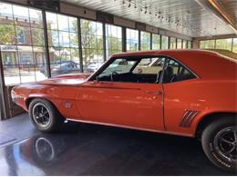1969 Chevrolet Camaro SS (CC-1365205) for sale in Milford, Michigan