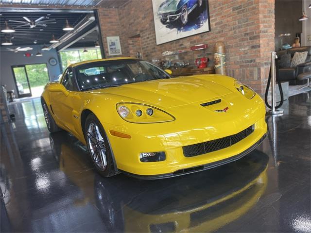 2007 Chevrolet Corvette (CC-1365211) for sale in Milford, Michigan