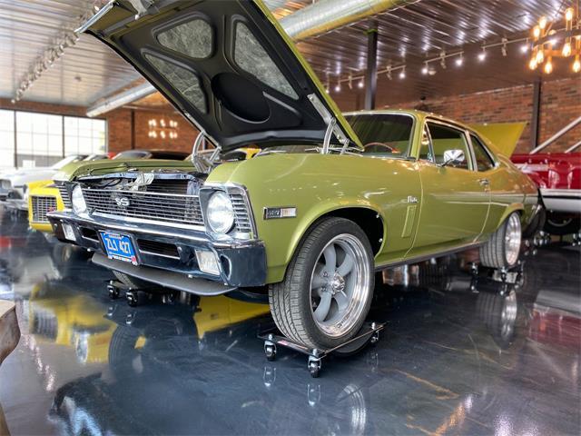 1971 Chevrolet Nova (CC-1365218) for sale in Milford, Michigan