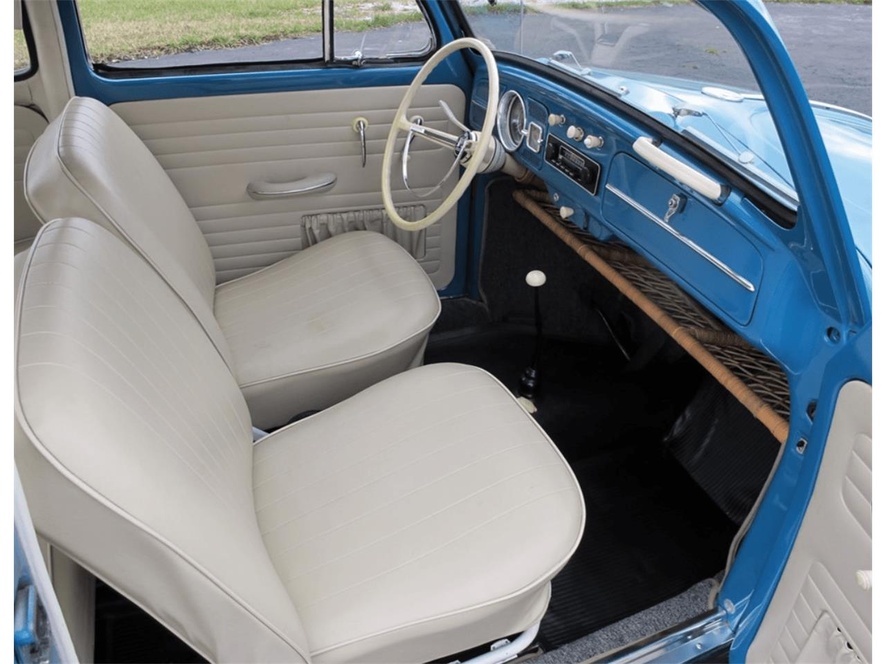 1962 Volkswagen Beetle (CC-1365224) for sale in Milford, Michigan