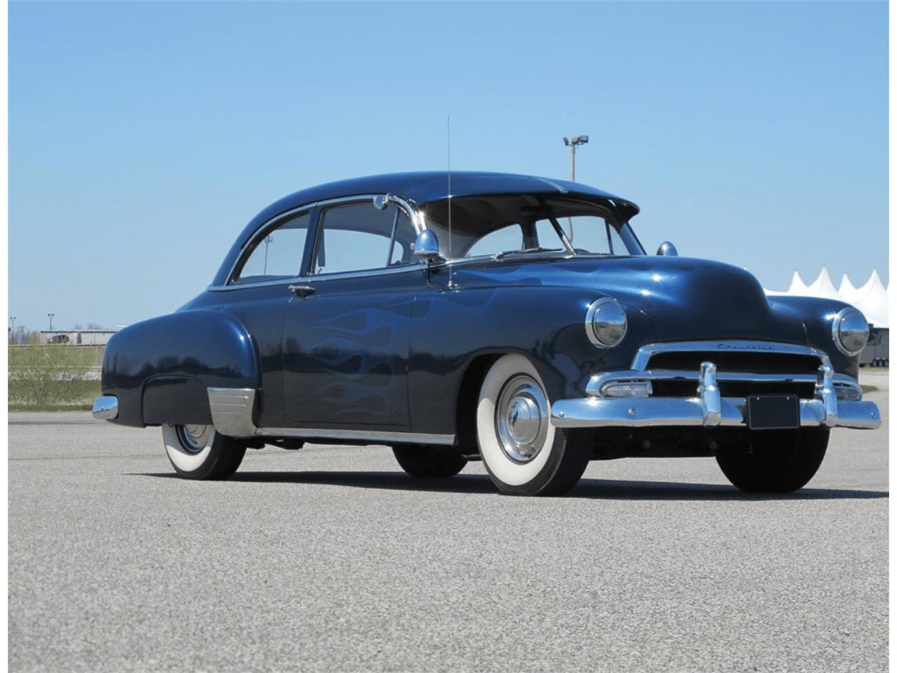 1952 Chevrolet Business Coupe (CC-1365229) for sale in Milford, Michigan