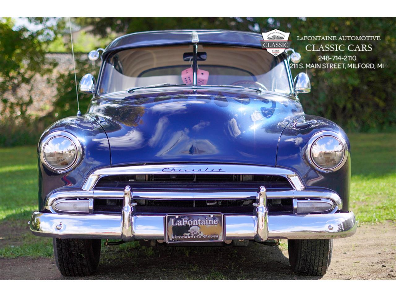 1952 Chevrolet Coupe (CC-1365229) for sale in Milford, Michigan