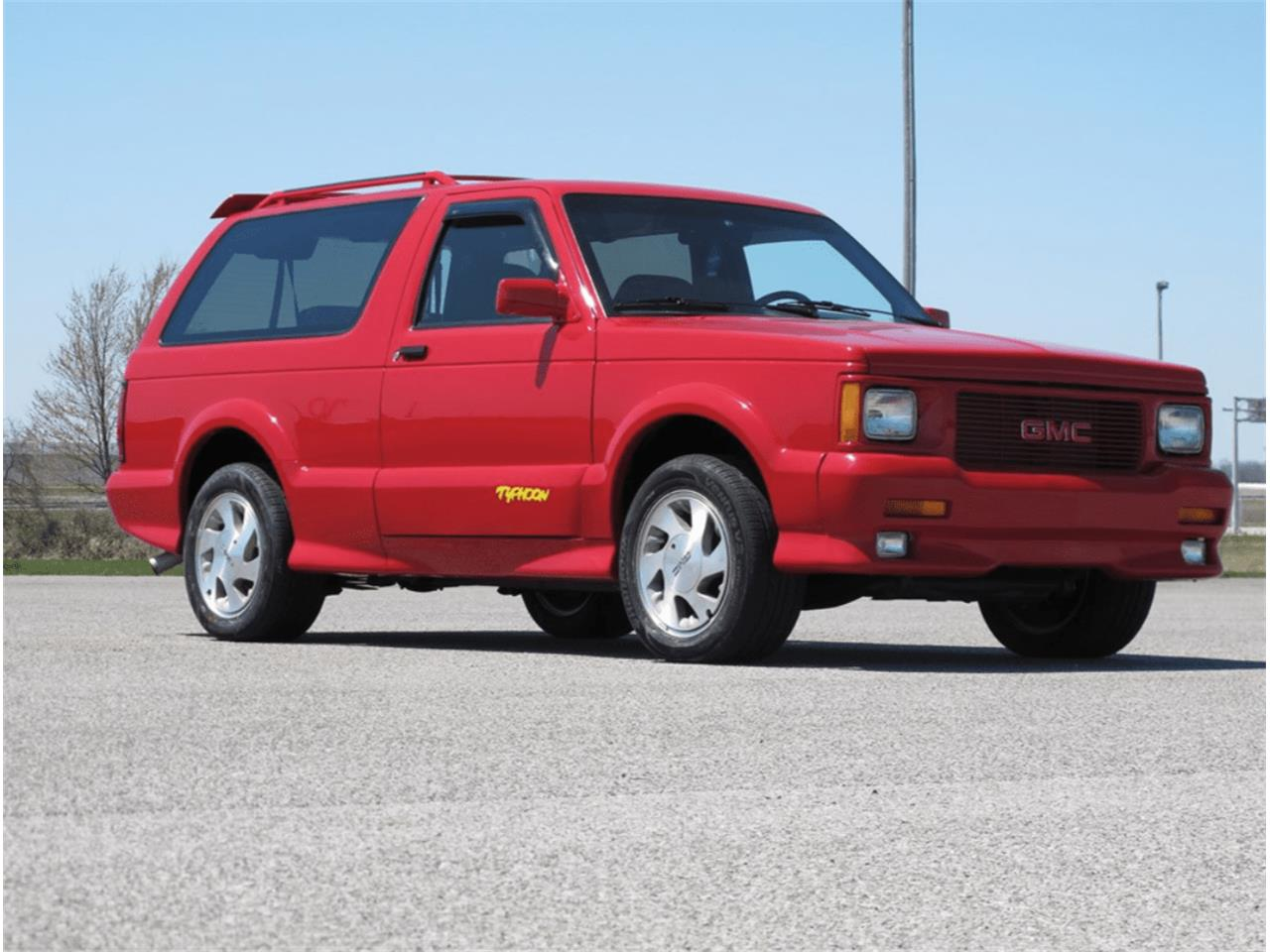 1993 GMC Typhoon (CC-1365230) for sale in Milford, Michigan