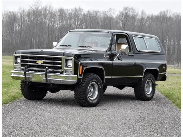 1979 Chevrolet Truck (CC-1365231) for sale in Milford, Michigan