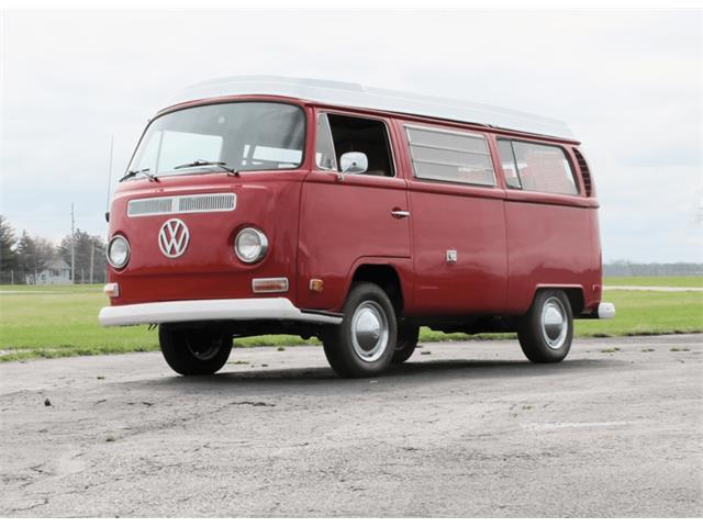 1970 Volkswagen Camper (CC-1365233) for sale in Milford, Michigan