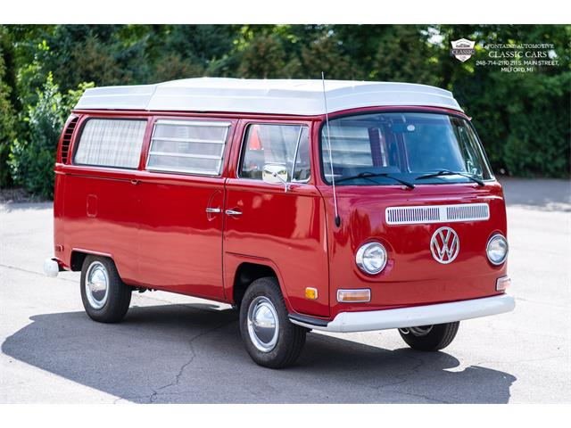 1970 Volkswagen Camper (CC-1365233) for sale in Milford, Michigan