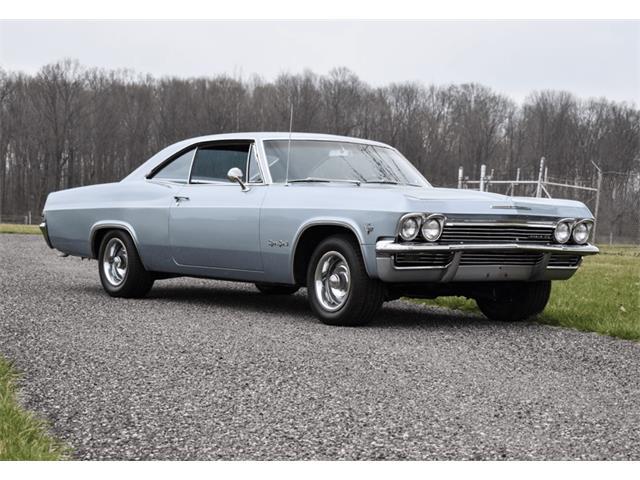 1965 Chevrolet Impala (CC-1365235) for sale in Milford, Michigan
