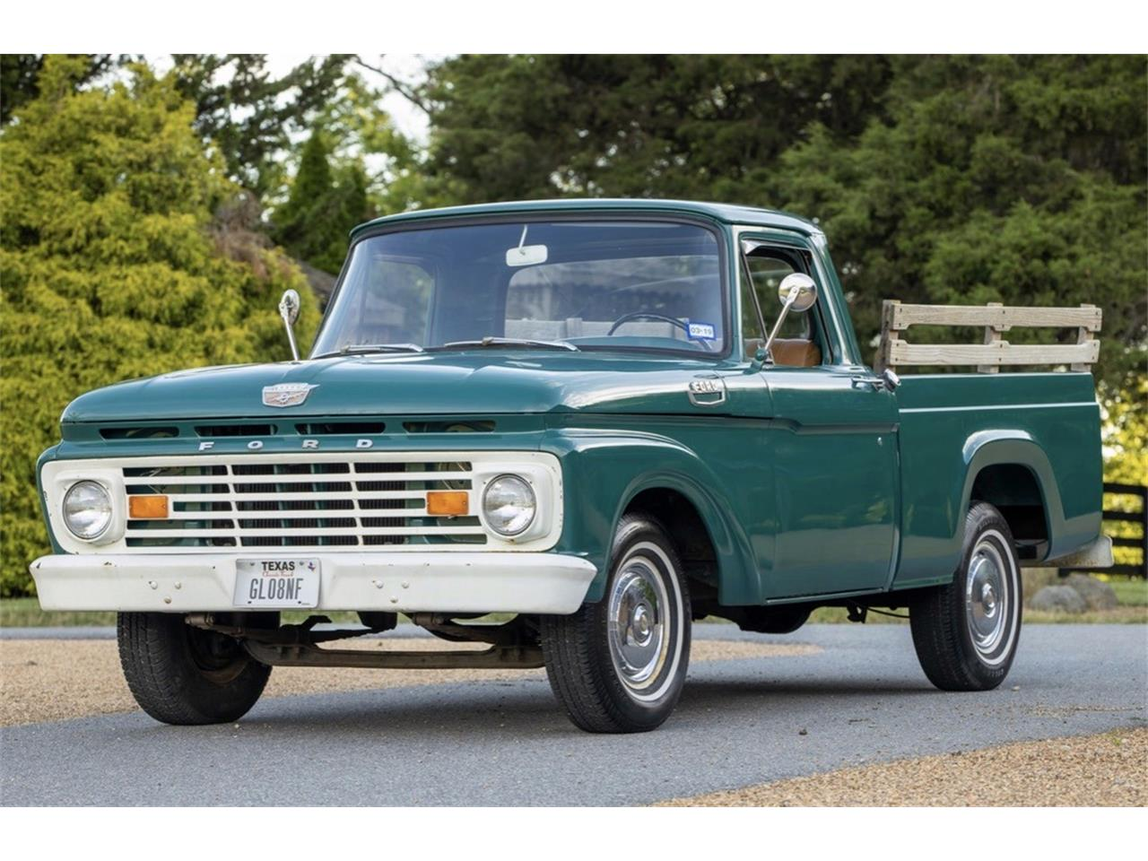 1963 Ford F100 (CC-1365241) for sale in Milford, Michigan
