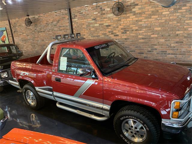 1991 Chevrolet K-1500