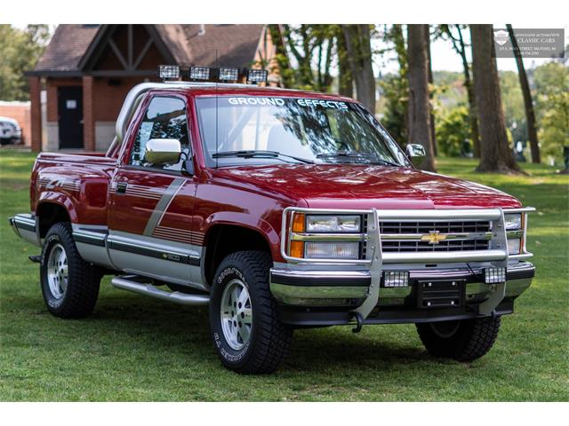 1991 Chevrolet K-1500 (CC-1365242) for sale in Milford, Michigan