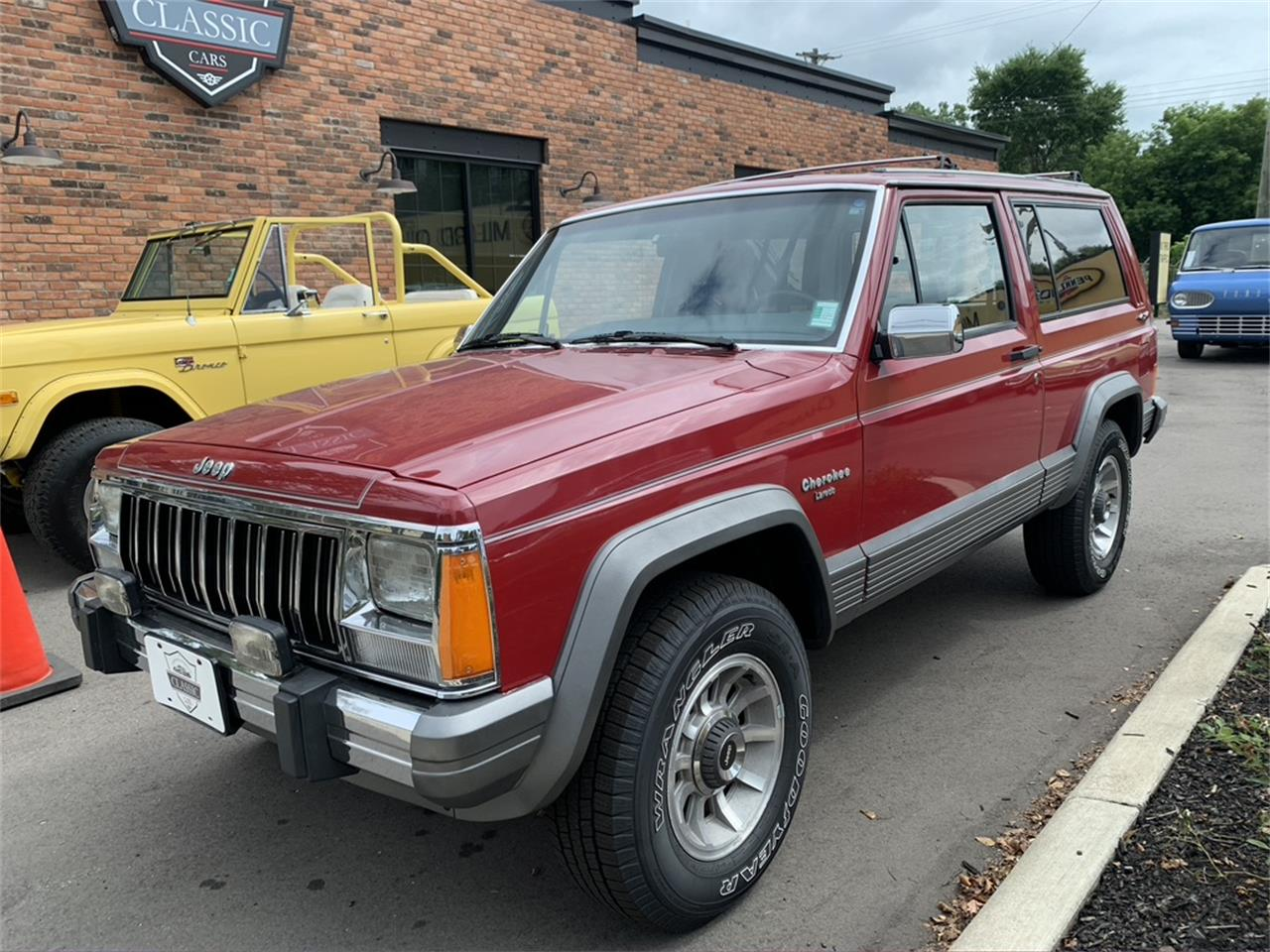 1990 Jeep Cherokee (CC-1365243) for sale in Milford, Michigan