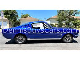 1966 Ford Mustang (CC-1365245) for sale in LOS ANGELES, California