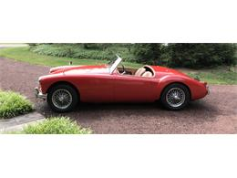 1956 MG MGA (CC-1365251) for sale in Princeton, New Jersey