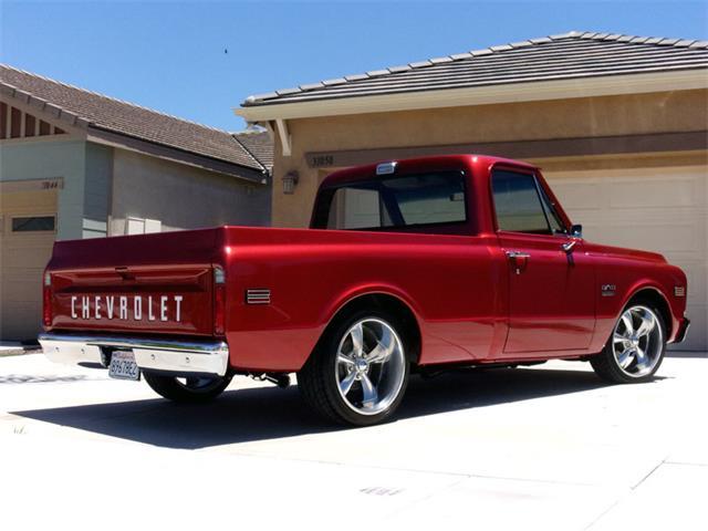 1970 Chevrolet C10 (CC-1365256) for sale in Menifee, California