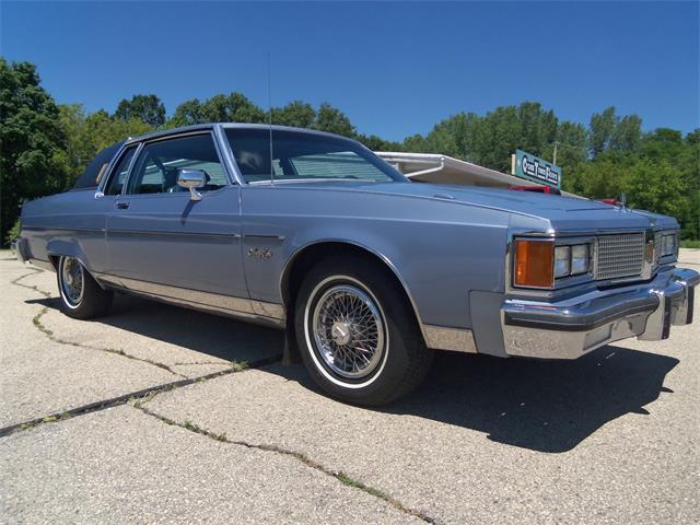 1984 Oldsmobile 98 Regency (CC-1360526) for sale in Jefferson, Wisconsin