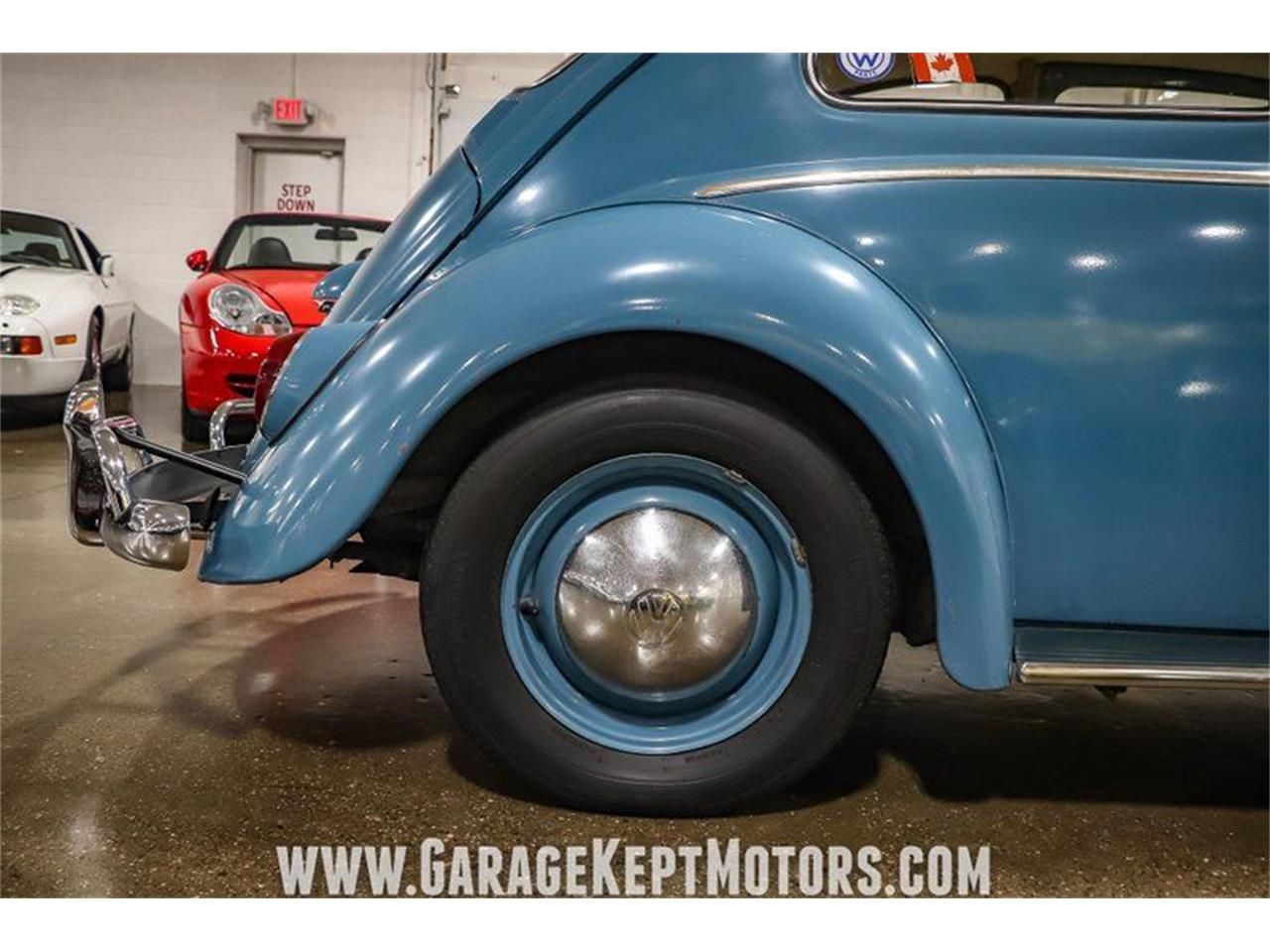 1962 Volkswagen Beetle (CC-1365328) for sale in Grand Rapids, Michigan