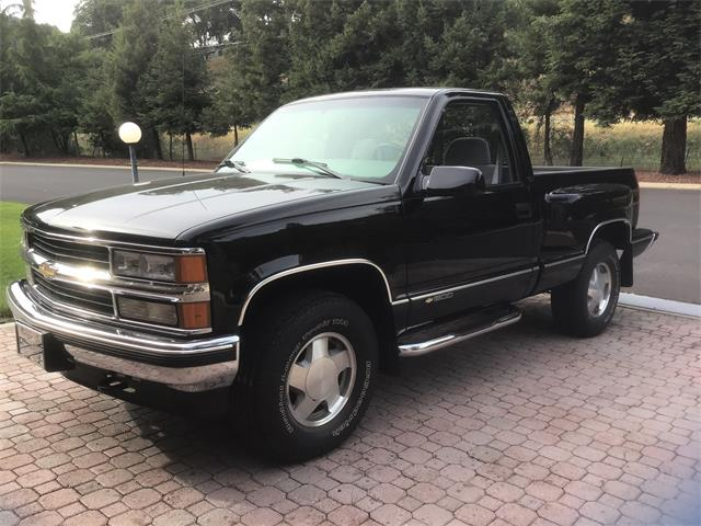 1998 Chevrolet C/K 1500 (CC-1360536) for sale in Santa Rosa, California
